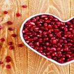 Fresh Organic Pomegranate Seeds
