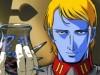 顔が青いブルーマンと呼ばれる男、それは銀皮症という病気だった!その銀皮症とは・・・